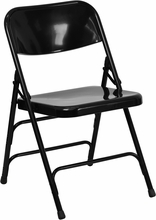 Website sells folding chairs for less by carefully controlling shipping costs