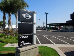 Crevier MINI Announces Opening of Largest MINI Cooper Facility in California