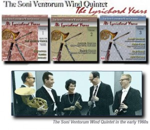 "The Soni Ventorum Wind Quintet and their ""Lyrichord Years"""