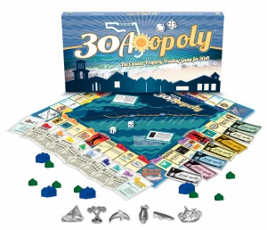 Beloved Scenic Highway 30A in Florida Panhandle gets Board Game to Showcase Area