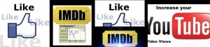 Increase Your IMDB Starmeter and Promote Your Acting Page or Film Fast