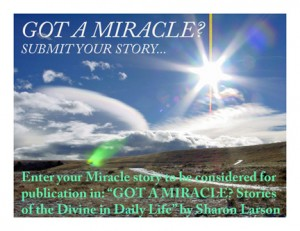 Got a Miracle? Submit a Story GoFundMe.com/2djuxk