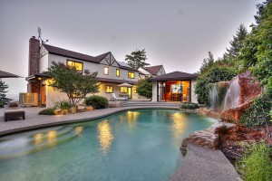 Woodside, CA Home Overlooking Silicon Valley, Just Hit The Market