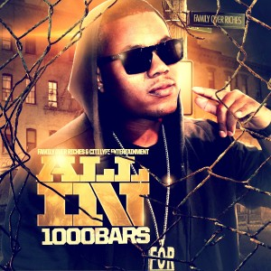 "1000BARS ""ALL IN"" street album available on datpiff.com"