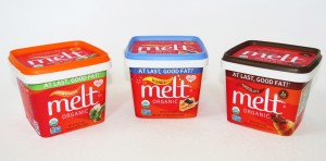 All MELT® Organic Butter Substitutes Are Gluten Free, Soy Free
