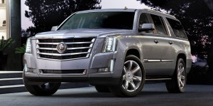 New Cadillac Escalade Reveal: Bring on the Bling in 2015