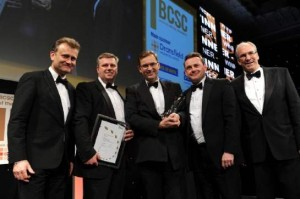 The Co-operative bags BCSC Gold Award for Sustainability