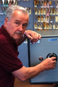 Bernie Rick's passion to pick locks and help people resonates at 78
