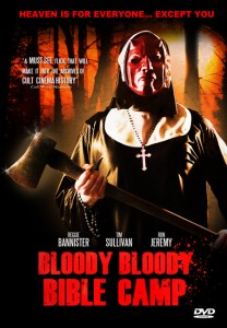 "New Horror Film ""Bloody Bloody Bible Camp"" Secures Distribution"
