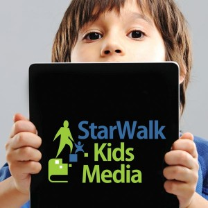 StarWalk Kids Media partners with OverDrive for eBook distribution
