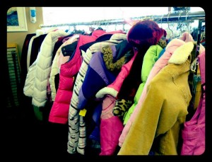 Coat Drive Helps Hundreds of Local Families
