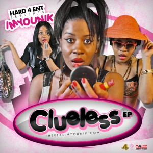 "Dallas Texas rapper Imyounik Drops her first EP titled ""Clueless"""