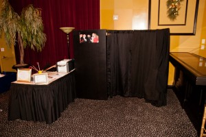 Extreme Photo Booth is leaving the old photo booth traditions behind