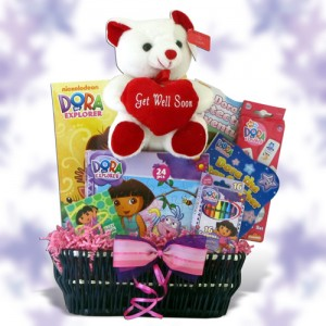 Don't Buy Your Get Well Gifts in Hospitals, Shop Gift Baskets Online