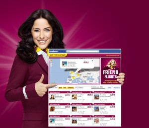 Sparkloft Media Powers New Social Booking Engine on Facebook for Germanwings