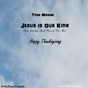 Tyde Moore sets table for Thanksgiving with a special Praise and Worship single