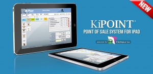 KiPoint iPad POS App Released to Make Sales Fast and Easy