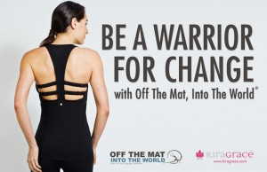 KiraGrace Introduces The Warrior Yoga Collection
