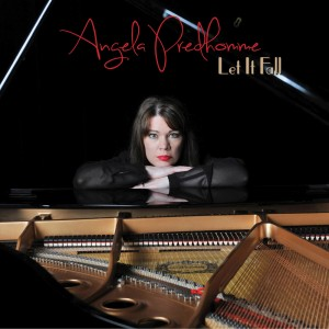 New album release from Angela Predhomme: 'Let It Fall'