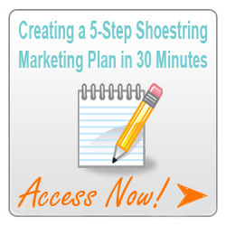 Shoestring Marketing Helps Business Owners Create Small Business Marketing Plans