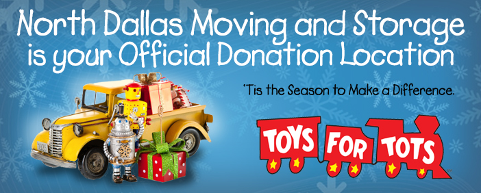 Superbe Drop Off Toys For Tots At North Dallas Moving U0026 Storage