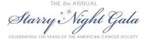 Starry Night Gala — Celebrating 100 Years of the American Cancer Society