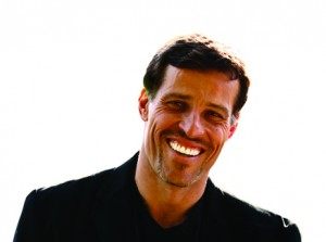 Anthony Robbins Feeds New York City Families in Need