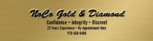 NoCo Gold & Diamond Study: High Gold Prices Help Those Who Need Cash for Gold