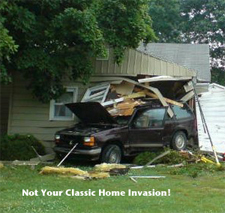 What's A Classic Home Invasion?