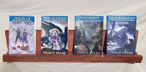 Author Jumps at Chance to Sell Signed Fantasy Paperbacks on Etsy