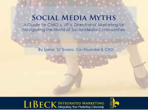 Dancing Through 8 Common Social Media Myths with Newly Released eBook