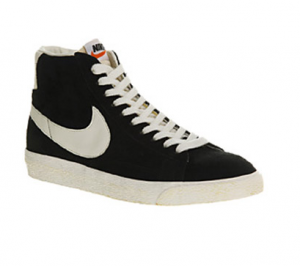 Go for retro chic with the new Nike Blazer trainers, says OFFICE