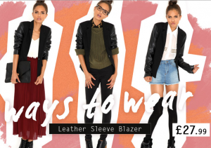 Whatever the Leather…