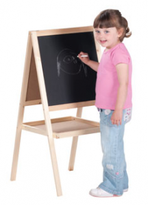 Crafty parents can help their kids get creative with the new Learn & Play…