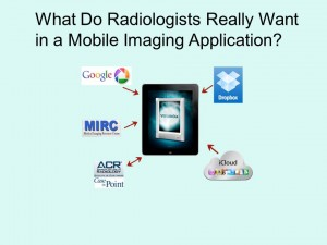 More Than 80% of Radiologists Use Mobile Devices for Medical Imaging