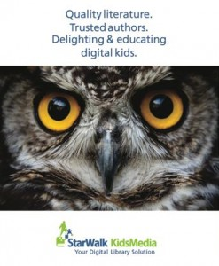StarWalk Kids Media Launches New Children's eBook Platform at ALA Annual
