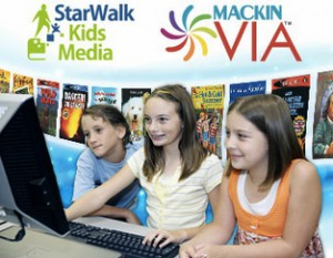 StarWalk Kids Media Partners With Mackin Educational Resources for Distribution