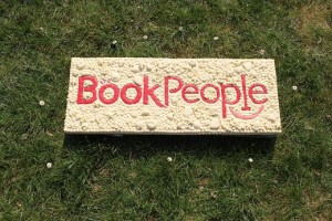 Win a giant chocolate bar from the Book People
