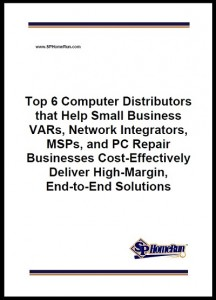 SP Home Run Inc. Publishes Free Report on Top Six Computer Distributors