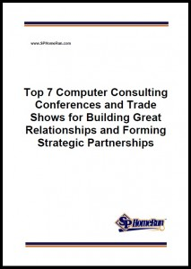 SP Home Run Inc. Evaluates Computer Consulting Conferences and Trade Shows