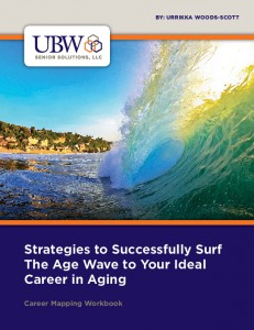 New Career Guide Gives Tips to Surf The Age Wave to Boomer Jobs