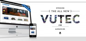 "VUTEC Launches New Performance ""Responsive"" Website"