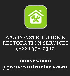 AAA Construction and Restoration Services Is A Ygrene Energy Fund Contractor