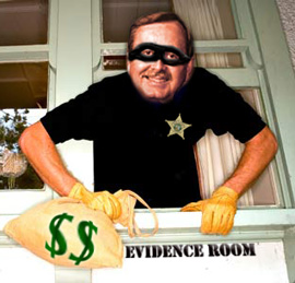 Sheriff Ric Bradshaw Commits Fraud to Hide Theft Scheme, Reveals PBSOTalk