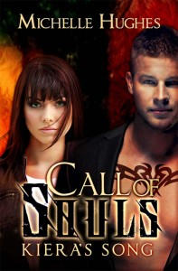 Tears of Crimson Publishing debut of Call of Souls.