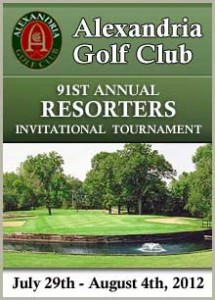 Golfers and Fans Prepare for 91st Resorters Invitational Golf Tournament