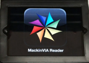 New eReader App for Tablets Enhances mackinVIA eResources Portal
