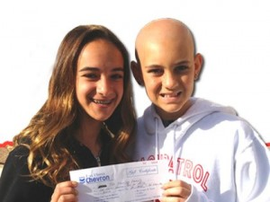 Friends Turn Hope into Action for Girl Battling Cancer