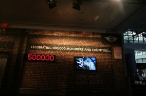 Crevier MINI Highlights 500,000th MINI Sold in USA