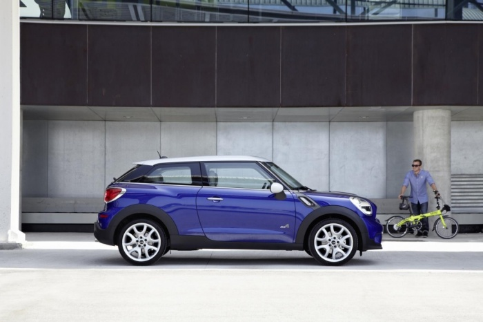 Introducing The Mini Paceman  The Ultimate New Design